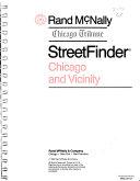 Rand McNally Chicago Tribune Streetfinder