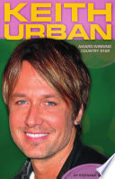 Keith Urban Award Winning Country Star