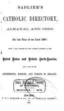Pdf Sadliers' Catholic Directory, Almanac and Ordo