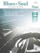 Blues and Soul Masters for Piano Book PDF