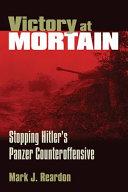 Victory at Mortain