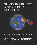 Sustainability And Capital Markets Book PDF