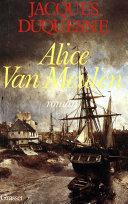 Alice Van Meulen ebook