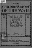 The Children s Story of the War