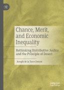 Chance, Merit, and Economic Inequality [Pdf/ePub] eBook