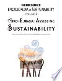 Berkshire Encyclopedia Of Sustainability 9 10