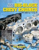 How to Rebuild Big-Block Chevy Engines, 1991-2000 Gen V & Gen VIHP1550