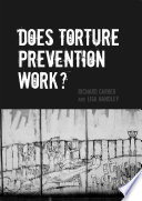 Does Torture Prevention Work?