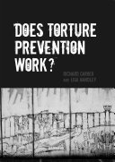 Does Torture Prevention Work? Book
