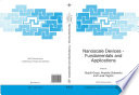 Nanoscale Devices   Fundamentals And Applications
