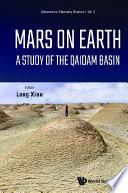Mars On Earth: A Study Of The Qaidam Basin