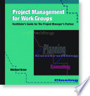 The Project Management Toolkit