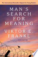 Man s Search for Meaning  Young Adult Edition