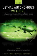 Lethal Autonomous Weapons Pdf/ePub eBook