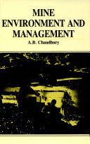 Mine Environment and Management