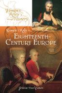Women s Roles in Eighteenth century Europe