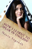 How I Learnt To Speak In English