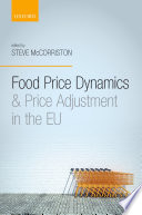 Food Price Dynamics and Price Adjustment in the EU