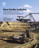 Rare Earths Industry Pdf/ePub eBook