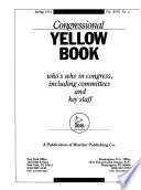 Congressional Yellow Book