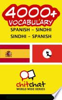 4000  Spanish   Sindhi Sindhi   Spanish Vocabulary