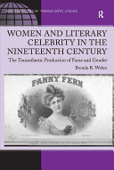Pdf Women and Literary Celebrity in the Nineteenth Century Telecharger