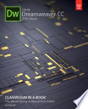 Adobe Dreamweaver CC Classroom in a Book  2019 Release