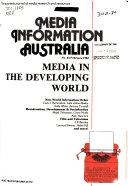 Media Information Australia Book