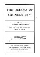 Pdf The Heiress of Cronenstein