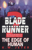 Blade Runner 2 Book