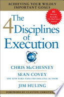 The 4 Disciplines of Execution image