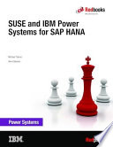 SUSE and IBM Power Systems for SAP HANA