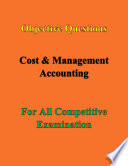 Objective Question Commerce   Cost   Management Accounting