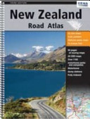 New Zealand Road Atlas