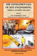 THE FUNDAMENTALS OF SITE ENGINEERING [Pdf/ePub] eBook