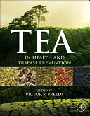 Pdf Tea in Health and Disease Prevention Telecharger