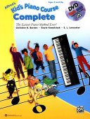 Alfred s Kid s Piano Course Complete