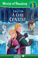World of Reading Frozen  A Cool Contest