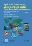 Hydraulic Structure,Equipment and Water Data Acquisition Systems - Volume III