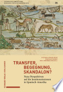 Transfer, Begegnung, Skandalon?