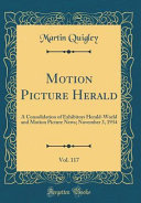 Motion Picture Herald Vol 117