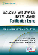 Assessment And Diagnosis Review For Advanced Practice Nursing Certification Exams