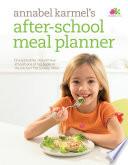 After School Meal Planner