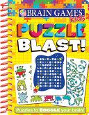 Brain Games Kids Puzzle Blast