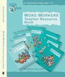 Word Workers Teacher Resource Book ebook