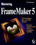 Mastering FrameMaker 5