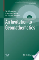 An Invitation To Geomathematics