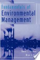 Fundamentals of Environmental Management
