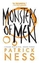 Monsters of Men Patrick Ness Cover