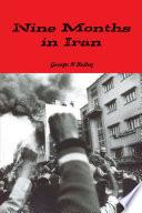 Nine Months in Iran Book